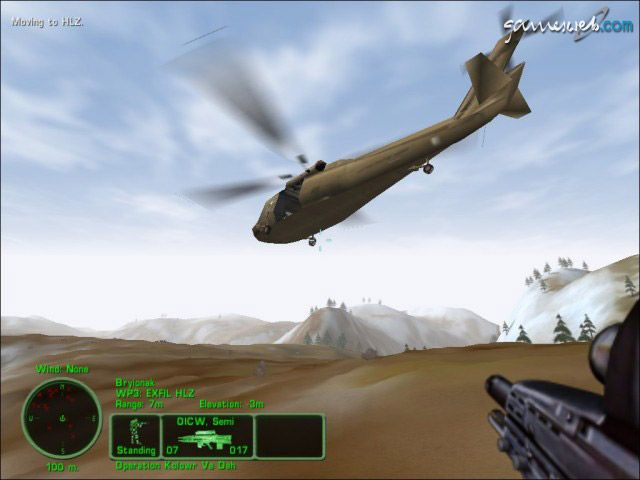 Delta Force: Task Force Dagger - Screenshots - Bild 19
