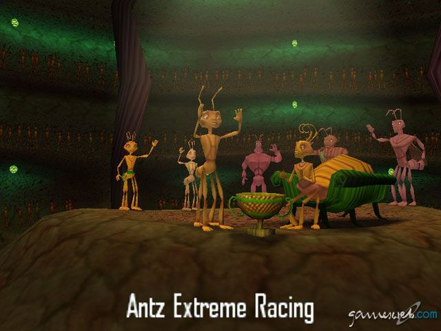 Antz Extreme Racing - Screenshots - Bild 19