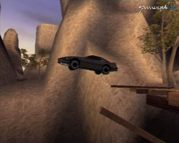 Knight Rider - The Game  Archiv - Screenshots - Bild 8