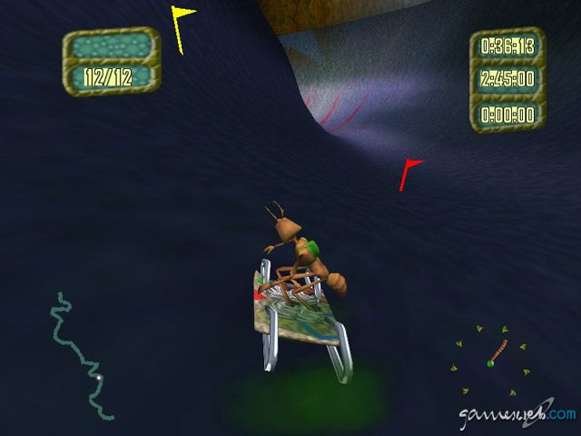 Antz Extreme Racing - Screenshots - Bild 5