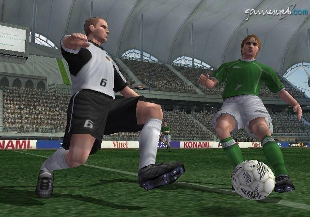 Pro Evolution Soccer 2  Archiv - Screenshots - Bild 12