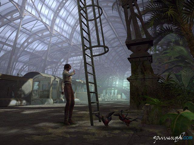 Syberia - Screenshots - Bild 18