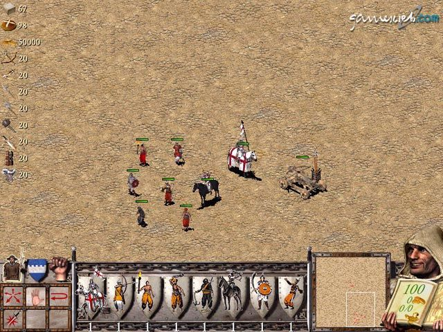 Stronghold: Crusader - Screenshots - Bild 4