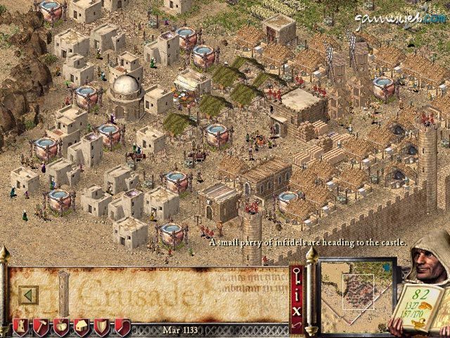 Stronghold: Crusader - Screenshots - Bild 8