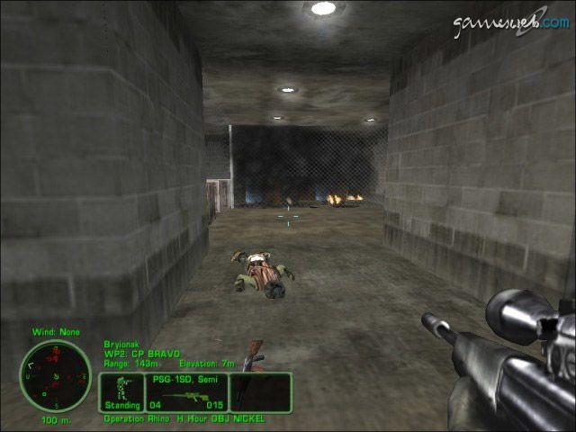 Delta Force: Task Force Dagger - Screenshots - Bild 14