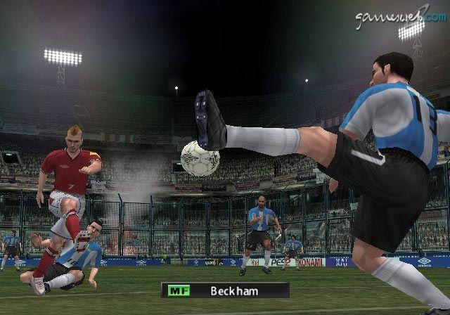 Pro Evolution Soccer 2  Archiv - Screenshots - Bild 16