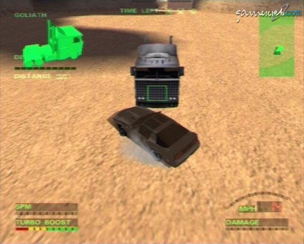 Knight Rider - The Game  Archiv - Screenshots - Bild 4