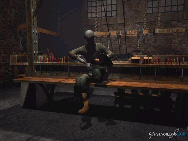 Syberia - Screenshots - Bild 6