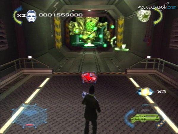 Men in Black 2: Alien Escape - Screenshots - Bild 5