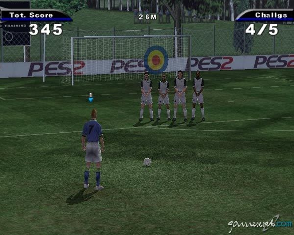 Pro Evolution Soccer 2  Archiv - Screenshots - Bild 19