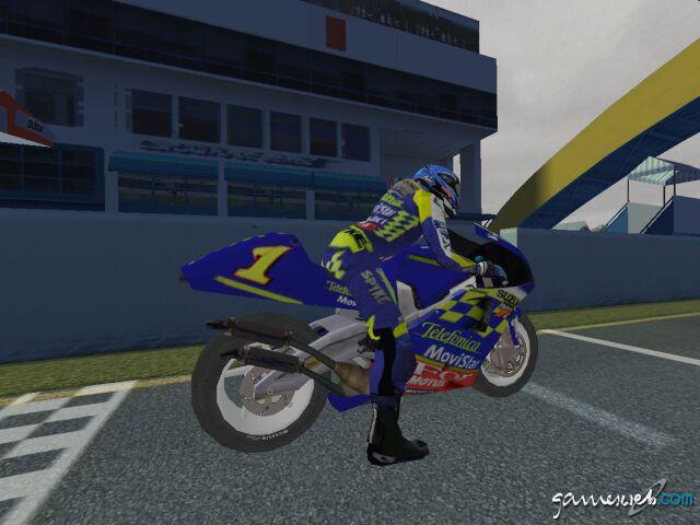 MotoGP: Ultimate Racing Technology - Screenshots - Bild 17