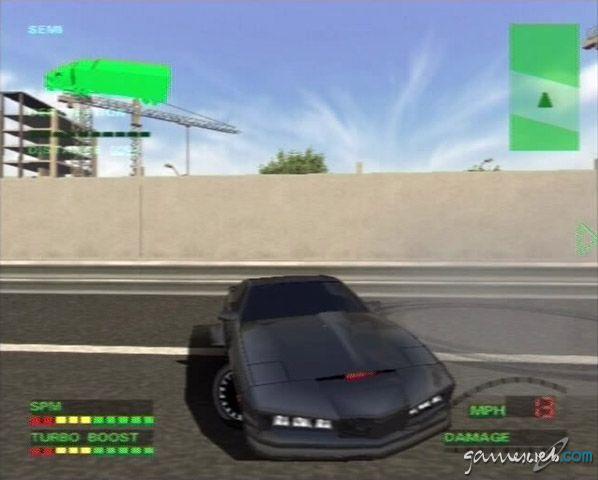 Knight Rider - The Game  Archiv - Screenshots - Bild 7