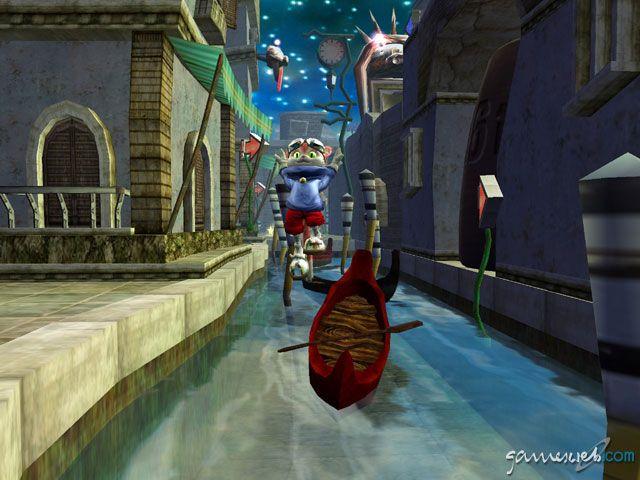 Blinx: The Time Sweeper  Archiv - Screenshots - Bild 7