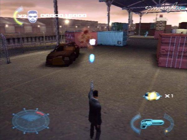 Men in Black 2: Alien Escape - Screenshots - Bild 15