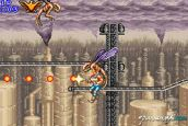 Contra Advance: The Alien Wars EX  Archiv - Screenshots - Bild 11