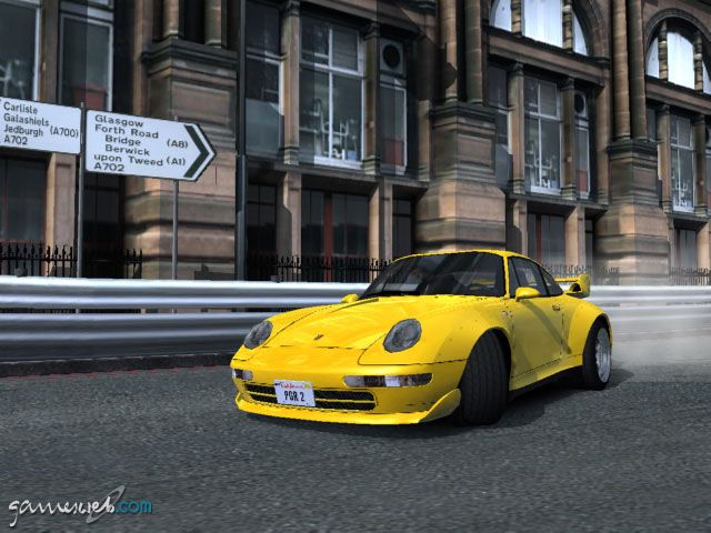 Project Gotham Racing 2  Archiv - Screenshots - Bild 26