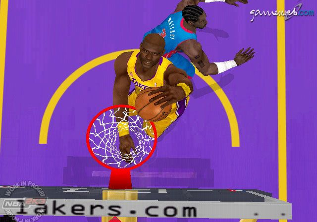 NBA 2K3  Archiv - Screenshots - Bild 6