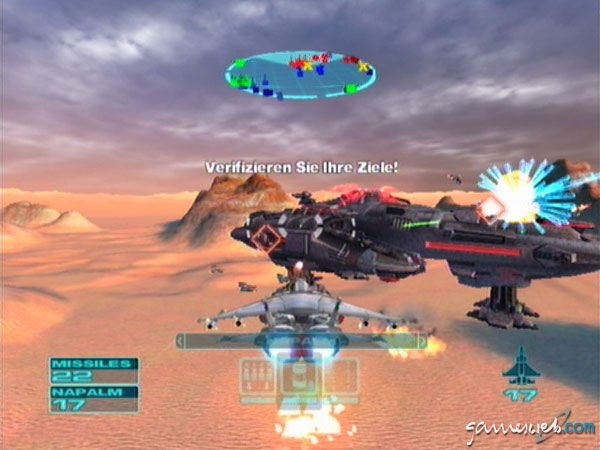 Gun Metal - Screenshots - Bild 18