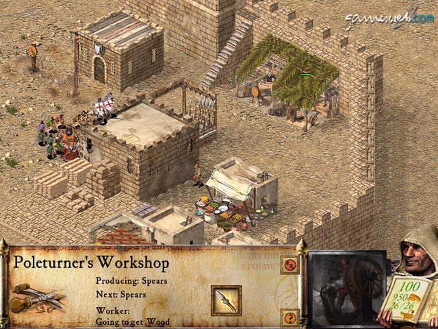 Stronghold: Crusader - Screenshots - Bild 17