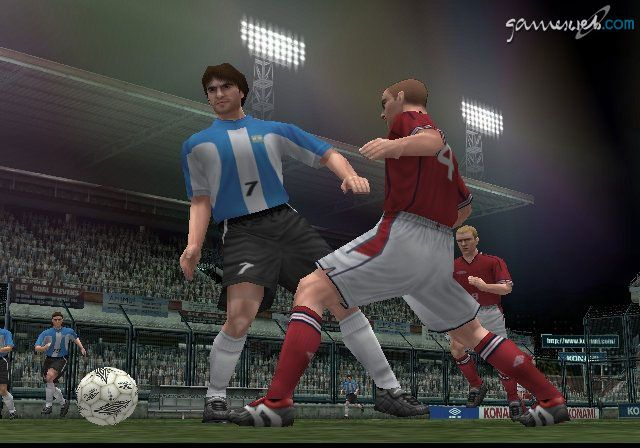 Pro Evolution Soccer 2  Archiv - Screenshots - Bild 18