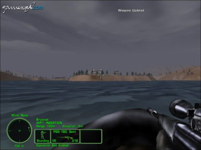 Delta Force: Task Force Dagger - Screenshots - Bild 3
