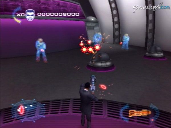 Men in Black 2: Alien Escape - Screenshots - Bild 2