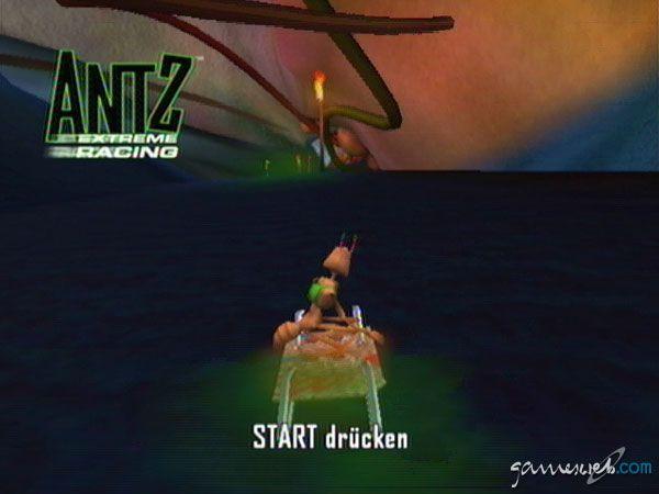 Antz Extreme Racing - Screenshots - Bild 9