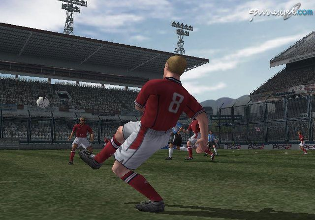 Pro Evolution Soccer 2  Archiv - Screenshots - Bild 14