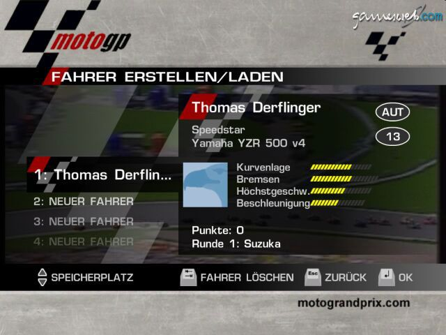 MotoGP: Ultimate Racing Technology - Screenshots - Bild 5