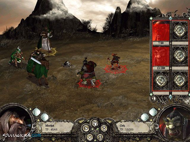 Disciples II: Dark Prophecy - Screenshots - Bild 9