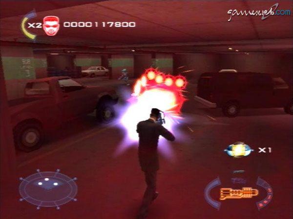 Men in Black 2: Alien Escape - Screenshots - Bild 20