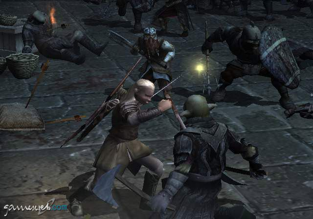 Lord of the Rings: The Two Towers  Archiv - Screenshots - Bild 14
