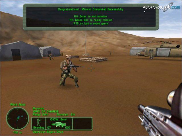 Delta Force: Task Force Dagger - Screenshots - Bild 4