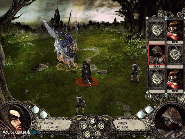 Disciples II: Dark Prophecy - Screenshots - Bild 4