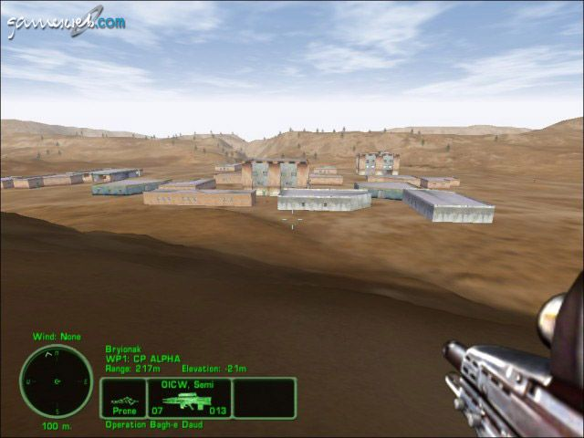 Delta Force: Task Force Dagger - Screenshots - Bild 9