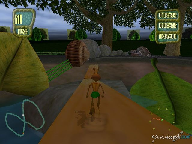 Antz Extreme Racing - Screenshots - Bild 12