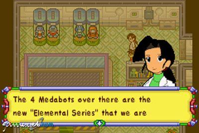 Medabot RPG: Metabee  Archiv - Screenshots - Bild 22