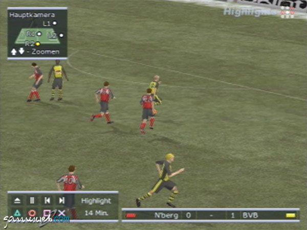 BDFL Manager 2002 - Screenshots - Bild 10