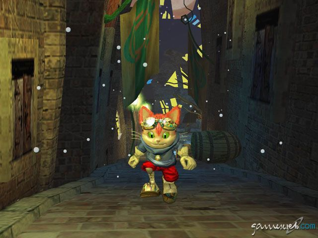 Blinx: The Time Sweeper  Archiv - Screenshots - Bild 3