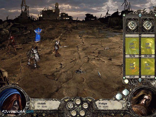 Disciples II: Dark Prophecy - Screenshots - Bild 2