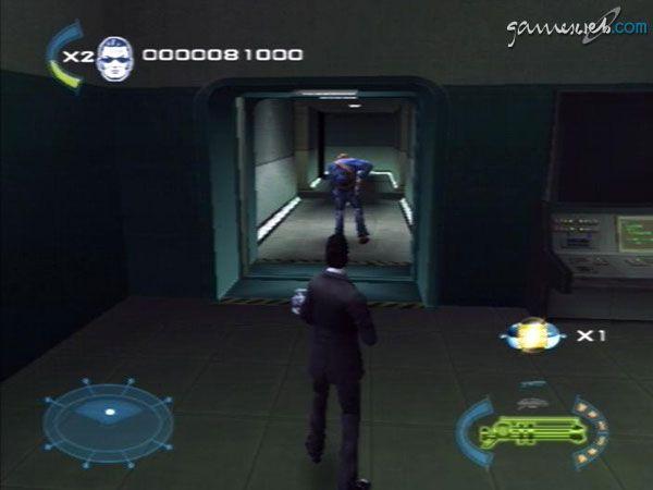 Men in Black 2: Alien Escape - Screenshots - Bild 4
