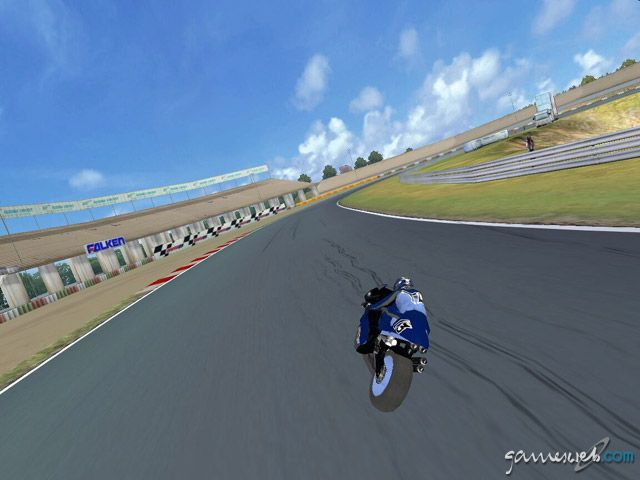 MotoGP: Ultimate Racing Technology - Screenshots - Bild 7