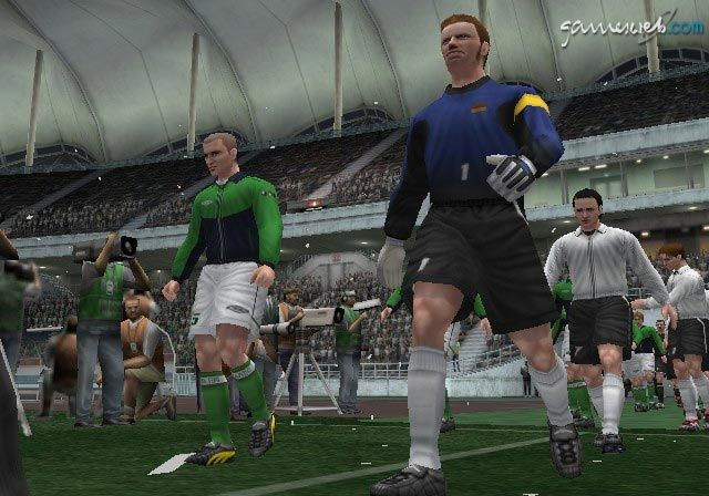 Pro Evolution Soccer 2  Archiv - Screenshots - Bild 2