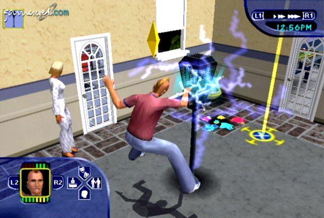 Sims  Archiv - Screenshots - Bild 24