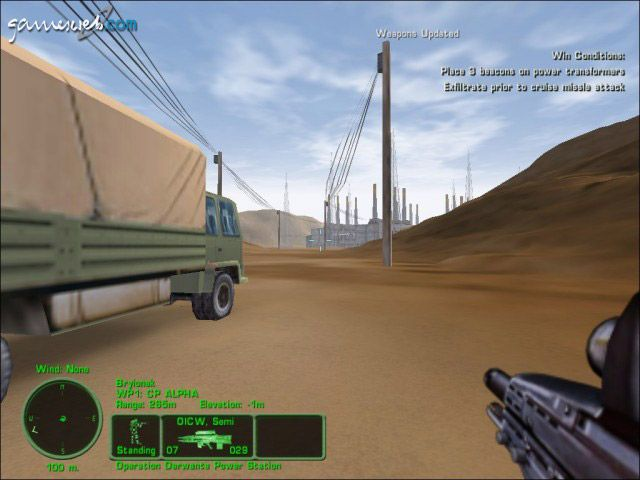 Delta Force: Task Force Dagger - Screenshots - Bild 7