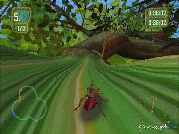 Antz Extreme Racing - Screenshots - Bild 4