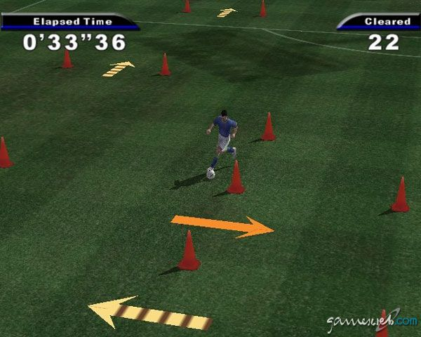 Pro Evolution Soccer 2  Archiv - Screenshots - Bild 3