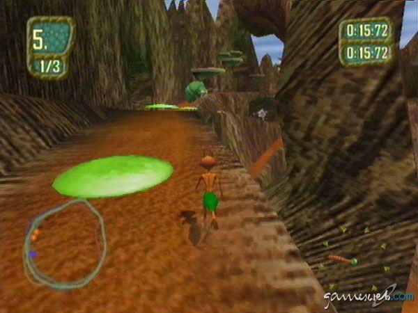 Antz Extreme Racing - Screenshots - Bild 15