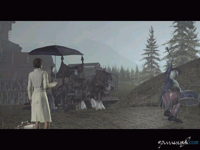 Syberia - Screenshots - Bild 2