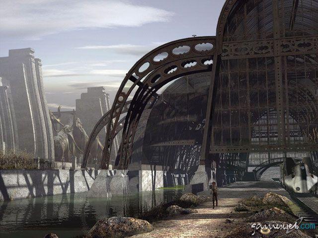 Syberia - Screenshots - Bild 7